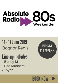 Butlins Live Music Weekends Back To The 2000s