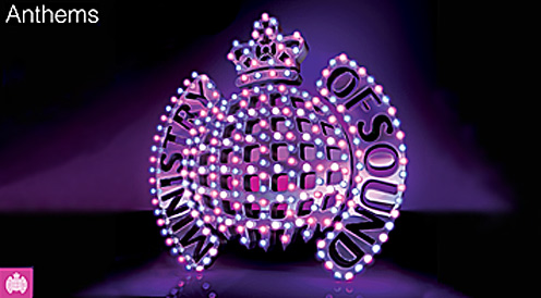 Ministry of Sound - Anthems