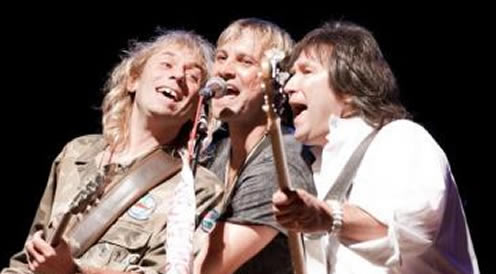 The Spirit of Smokie