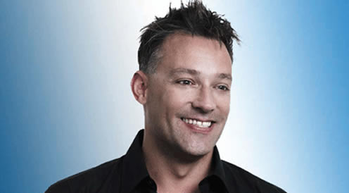 Toby Anstis from Heart FM