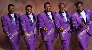 The Temptations Review with Dennis Edwards