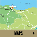 Butlins Minehead Resort Map