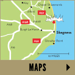 Butlins Skegness Map