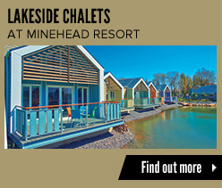 Butlins Live Music Weekends Lakeside Chalets at Minehead Resort