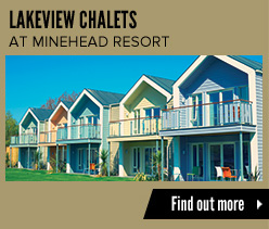 Butlins Live Music Weekends Lakeview Chalets at Minehead Resort