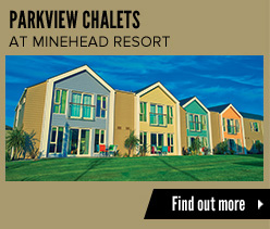 Butlins Live Music Weekends Parkview Chalets at Minehead Resort