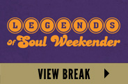 Butlins Live Music Weekends - Legends of Soul