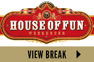 Butlins Live Music Weekends - Madness House of Fun Weekender