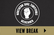 Butlins Live Music Weekends - Northern Soul