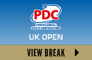 Butlins Live Music Weekends - PDC Darts UK Open Finals