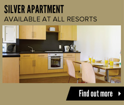 Butlins Live Music Weekends Silver Apartments