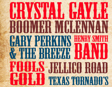 Country Music Festival 2012